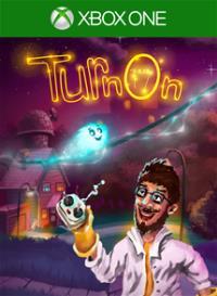 Xbox One Cover - TurnOn, Rechte bei Brainy Studio