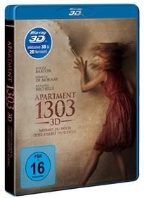 Blu-ray Cover - Apartment 1303, Rechte bei Universum Film