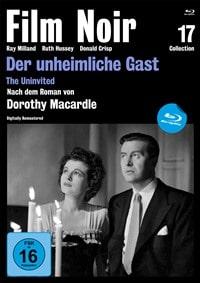 DVD Cover - Der unheimliche Gast, Rechte bei Koch Media