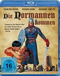 Blu-ray Cover - Die Normannen kommen, Rechte bei Koch Media