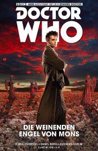 Comic Cover - Doctor Who: Der 10. Doctor #2: Die weinenden Engel von Mons, Rechte bei Panini Comics