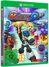 Xbox One Cover - Mighty No. 9, Rechte bei Deep Silver