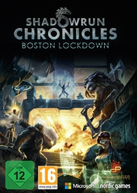 PC Cover - Shadowrun Chronicles: Boston Lockdown, Rechte bei EuroVideo