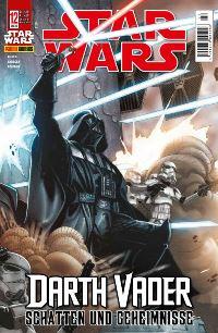 Comic Cover - Star Wars #12: Darth Vader - Schatten und Geheimnisse, Rechte bei Panini Comics