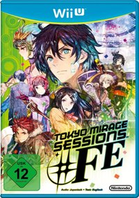 Tokyo Mirage Sessions #FE - Cover