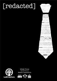 Cover - [redacted], Rechte bei Heidelberger Spieleverlag und LudiCreations