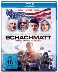 Blu-ray Cover - Schachmatt - Spiel ohne Ausweg, Rechte bei Tiberius Film