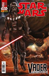 Comic Cover - Star Wars #13: Vader Down, Rechte bei Panini Comics