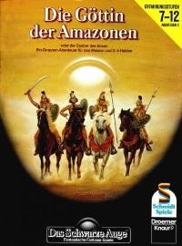 Abenteuer Cover - Die Göttin der Amazonen, Rechte bei Ulisses Spiele
