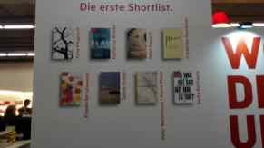 Shortlist des Österreichischen Buchpreises 2016