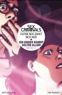 Sex Criminals – Guter Sex zahlt sich aus #3: Ein Dreier kommt selten allein, Rechte bei Panini Comics