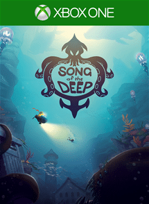 Xbox One Cover - Song of the Deep, Rechte bei GameTrust Games