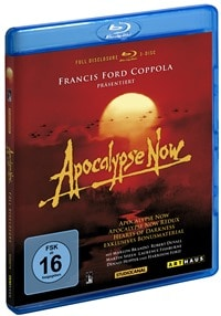 Blu-ray Cover - Apocalypse Now - Full Disclosure, Rechte bei Arthaus