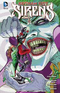 Gotham City Sirens #3, Rechte bei Panini Comics