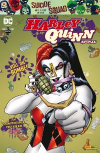 Comic Cover - Harley Quinn Special, Rechte bei Panini Comics
