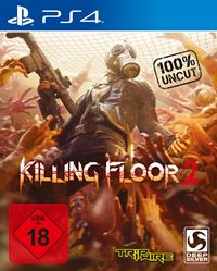 PS4 Cover - Killing Floor 2, Rechte bei Deep Silver