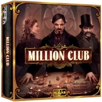 Million Club, Rechte bei Asmodee