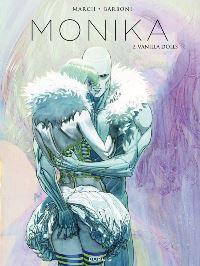 Comic Cover - Monika #2: Vanilla Dolls, Rechte bei Panini Comics