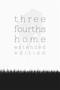 Three Fourths Home - Cover