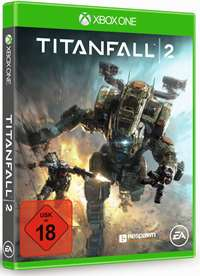 Xbox One Cover - Titanfall 2, Rechte bei EA