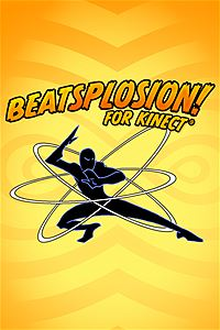 Beatsplosion for Kinect - Cover