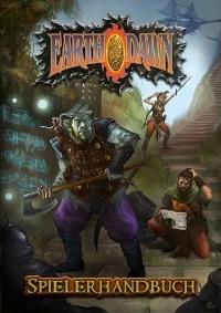 Cover - Earthdawn Spielleiterhandbuch, Rechte bei Ulisses Spiele
