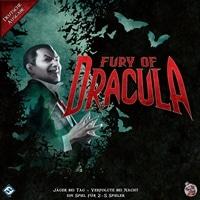 Fury of Dracula, Rechte bei Heidelberger Spieleverlag