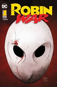 Comic Cover - Robin War #1, Rechte bei Panini Comics
