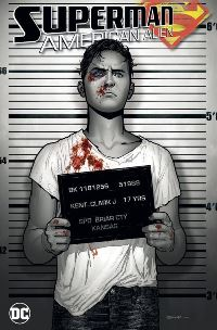 Comic Cover - Superman: American Alien, Rechte bei Panini Comics