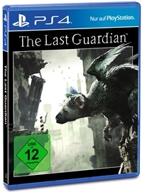 PS4 Cover - The Last Guardian, Rechte bei Sony Interactive Entertainment