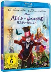 Alice im Wunderland: Hinter den Spiegeln, Rechte bei Disney