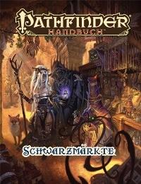 Cover - Handbuch: Schwarzmärkte, Rechte bei Ulisses Spiele
