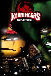 Xbox One Cover - Kyurinaga's Revenge, Rechte bei RECO Technology