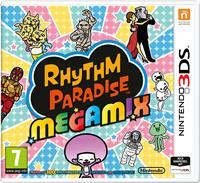 3DS Cover - Rhythm Paradise Megamix, Rechte bei Nintendo
