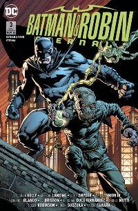 Comic Cover - Batman & Robin Eternal #3: Mörderischer Pakt, Rechte bei Panini Comics