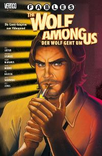 Comic Cover - Fables - The Wolf Among: Der Wolf geht um #3, Rechte bei Panini Comics
