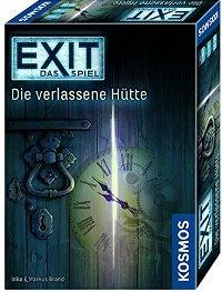 EXIT - Das Spiel: Die verlassene Hütte, Rechte bei Kosmos Verlag