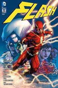 Comic Cover - Flash #12: Treibjagd auf den roten Blitz, Rechte bei Panini Comics