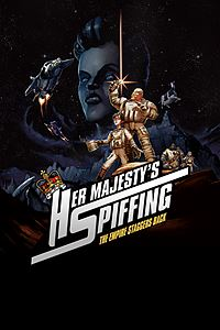 Her Majesty's SPIFFING, Rechte bei BillyGoat Entertainment