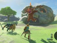 The Legend of Zelda: Breath of the Wild, Rechte bei Nintendo