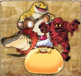 Dragon Quest VIII - alle Rechte bei Nintendo