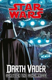 Comic Cover - Star Wars: Darth Vader - Schatten und Geheimnisse, Rechte bei Panini Comics