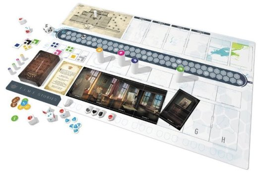T.I.M.E Stories, Rechte bei Asmodee / Space Cowboys