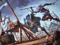 Pathfinder Almanach der Intrigen, Rechte bei Ulisses Spiele