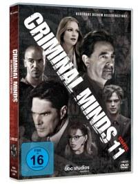 Criminal Minds – Staffel 11, Rechte bei Disney © 2017 ABC Studios and CBS Studios, Inc.