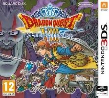 Dragon Quest VIII: Die Reise des verwunschenen Königs - Cover