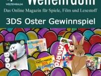 Gewinnspiel 3DS Ostern