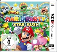 3DS Cover - Mario Party: Star Rush, Rechte bei Nintendo