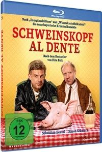 Blu-ray Cover - Schweinskopf al dente, Rechte bei EuroVideo