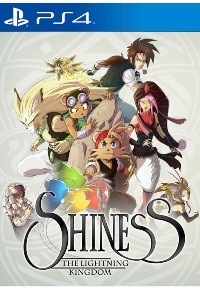 Cover - Shiness: The Lightning Kingdom, Rechte bei Focus Home Interactive